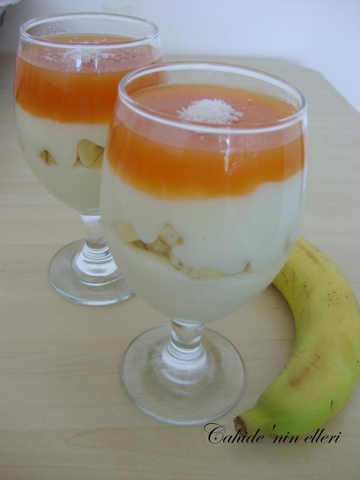 Muzlu ve yoğurtlu cup tarifi