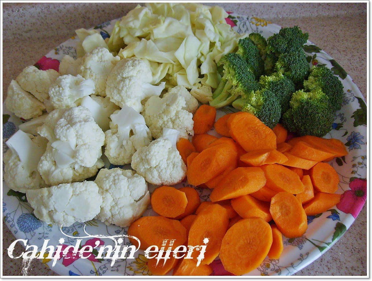 Oktay Usta'nın Zeytinyağlı Brokoli Tarifi
