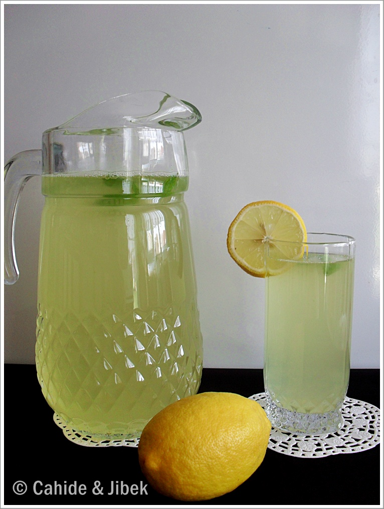 Limonata nasıl yapılır