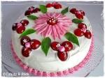 Yaş pastalar kekler