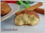 Tarçınlı gevrek kurabiye