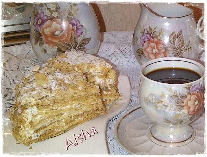 napolyon pastası