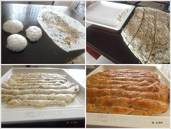 amasya çöreği