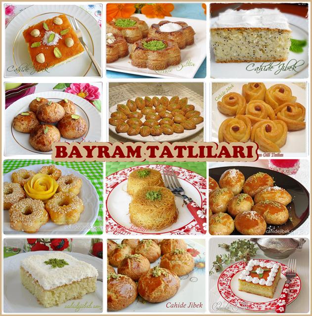 BAYRAM TATLILARI