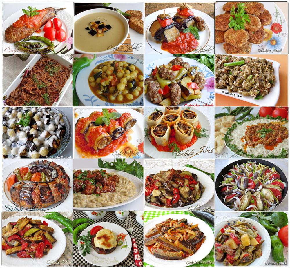Zeytinyağlı Patlıcan Oturtması Tarifi – Sebze Yemekleri