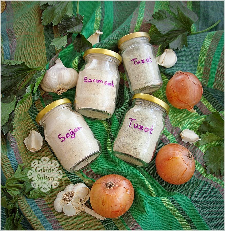 Soğan Tozunun Sağlığa 7 Faydası
